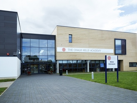 Client the chalk hills academy header image